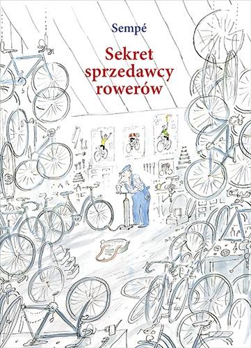 Srekret sprzedawcy rowerów, Sempé