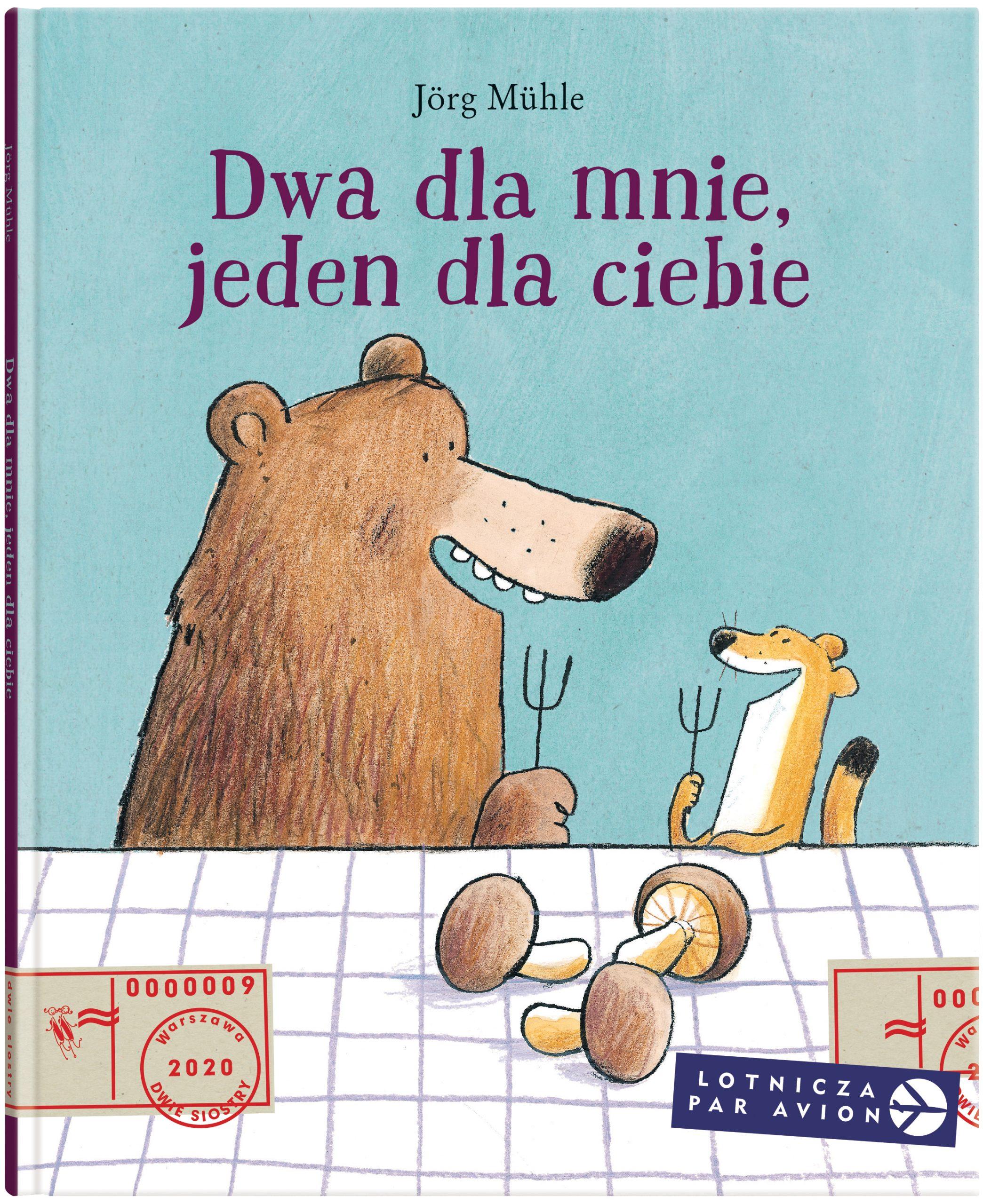 Jörg Mühle Dwa dla mnie, jeden dla ciebie