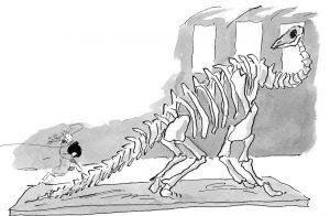 Walliams, Ross, Potwór z Arktyki