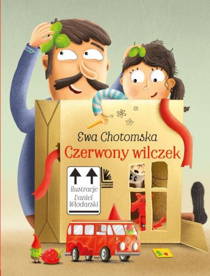 Czerwony wilczek Ewa Chotomska