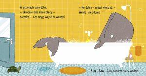 Susanne Straßer, Wieloryb w kąpieli