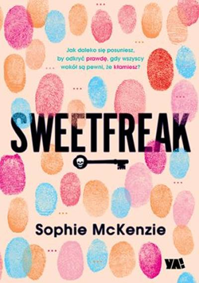 Sophie McKenzie Sweetfreak