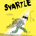 Svartle – superbohater w czerni