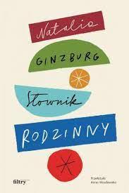 Słownik rodzinny Natalia Ginzburg